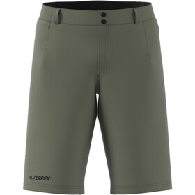 adidas Five Ten Trailcross Shorts Hombre, legacy green